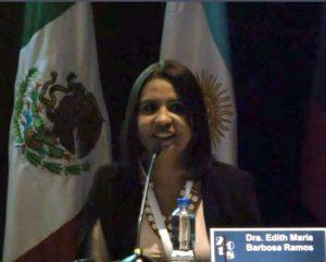 Vídeo Prof Edith Ramos